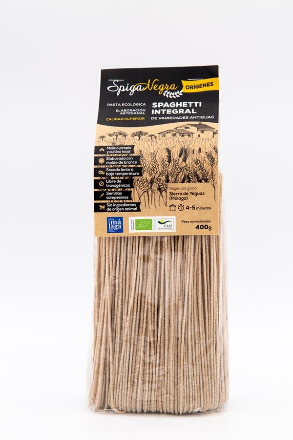 Spaghetti Orígenes